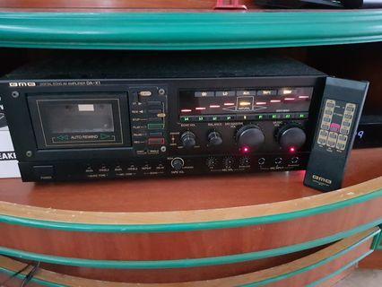BMB DA-X1 Karaoke Amplifier