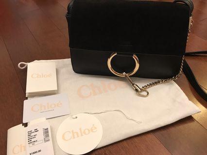 Chloe small faye bag
