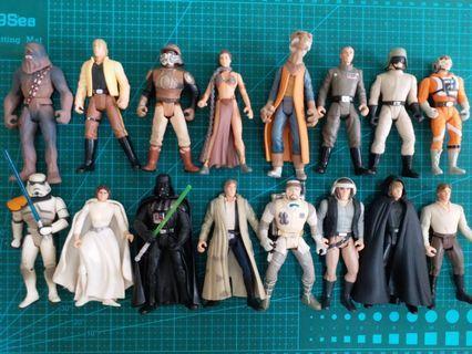 Star Wars Figure ~ 18PCS