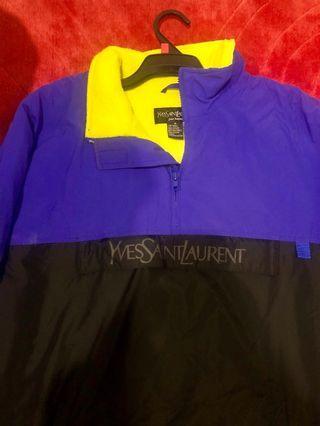 Authentic Yves Saint Laurent Raincoat