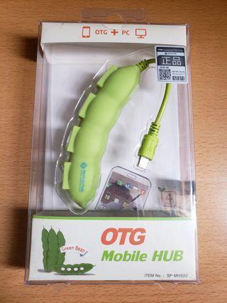 OTG mobile hub.OTG PC. 多用途電話電腦插頭  #NewbieJune19