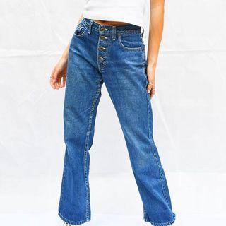 vintage just jeans denim