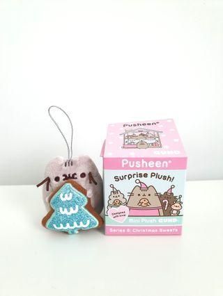 Rare Pusheen Christmas Cookie