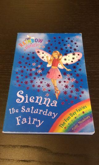 Rainbow Magic Sienna the Saturday Fairy