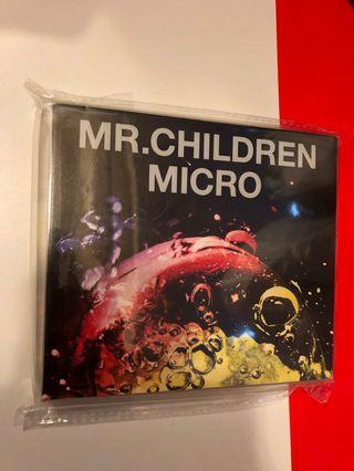 Mr children- micro 初回限定