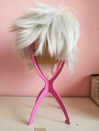 Gintoki White Cosplay Wig