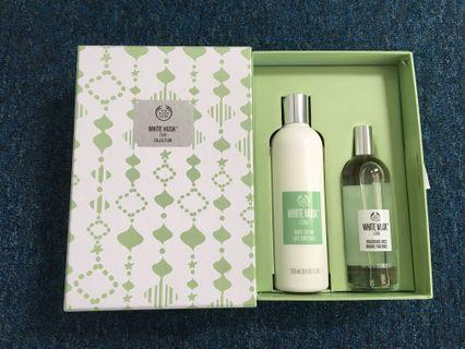 The Body Shop White Musk Collection
