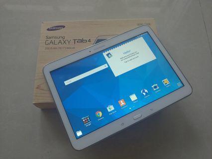 "Nice Nice White Samsung Galaxy4 (10.1"", 16GB, WiFi)"