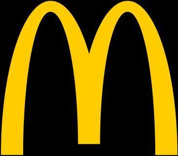 Mcdonalds voucher $105 for $120 value