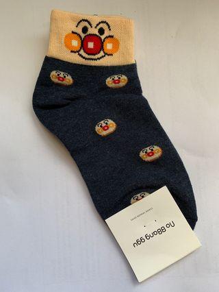 韓國襪(麵包超人)