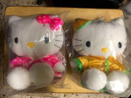 Hello Kitty 公仔