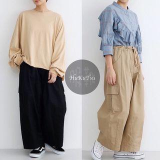 日本MT闊闊褲