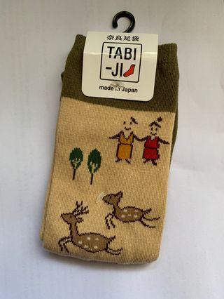 日本女裝襪 (奈良鹿)