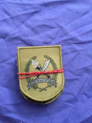 🚚 Safti formation patch