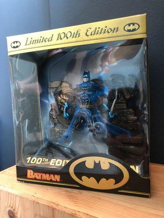 BATMAN 100th Limited Edition