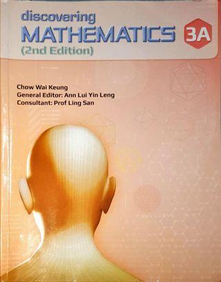 🚚 Discovering Mathematics 3A