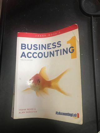 🚚 Business Accounting 1 12th Edition