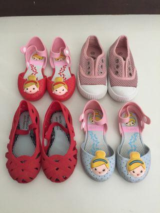 Shoes Bundle for 2-3 years old