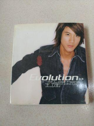 王力宏 evolution 新歌+精選2CD