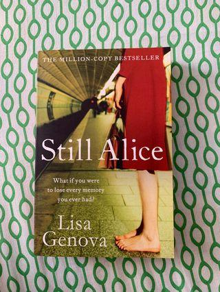 🚚 Lisa Genova's Still Alice