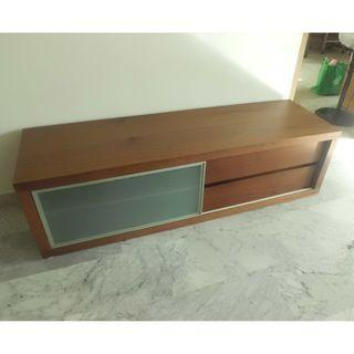 Sale! Solid wood TV Console with drawers $280 only!