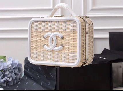 Chanel竹藤袋(得一個)