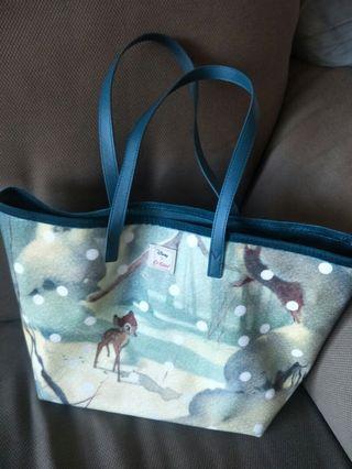 Cath kidston Disney Bambi tote bag