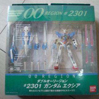 Gundam Bandai GFF Exia New