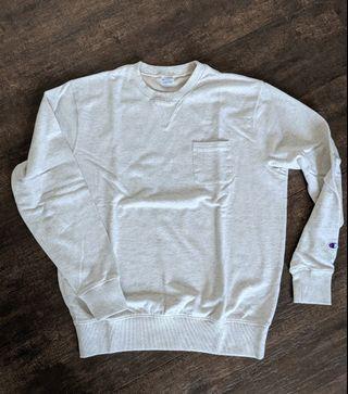 Champion Crew Neck Sweater - Japan Market