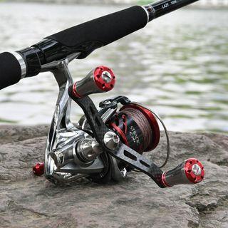 [ Shimano 1000-3000 ] Spinning Custom Reel Handle