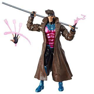 🚚 Marvel Legends Gambit
