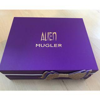 Alien Mugler limited edition set 限量