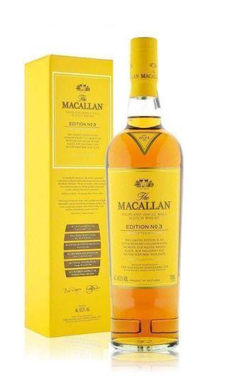 Macallan Edition Number 3