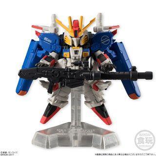 日版高達 FW Gundam Converge EX18 Ex-Sガンダム 收藏機動戰士