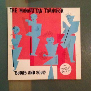 Lp Manhattan Transfer (Bodies & Souls) vinyl record