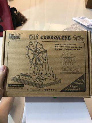 DIY London Eye