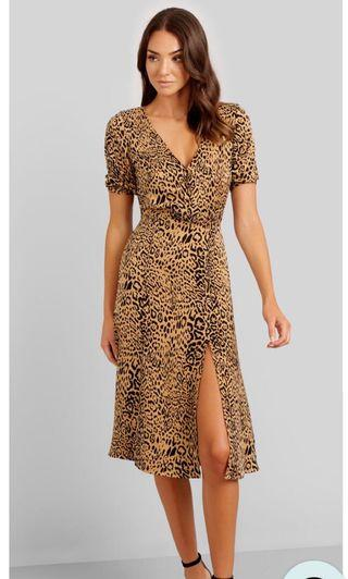 Kookai Jaguar Midi Dress