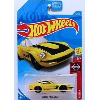 Hotwheels 2019 Nissan Series Nissan Fairlady Z Rare Hot Wheels