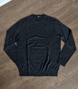 Uniqlo Wool Crew Neck Sweater