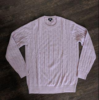 Uniqlo Crew Neck Sweater - Cashmere Cotton