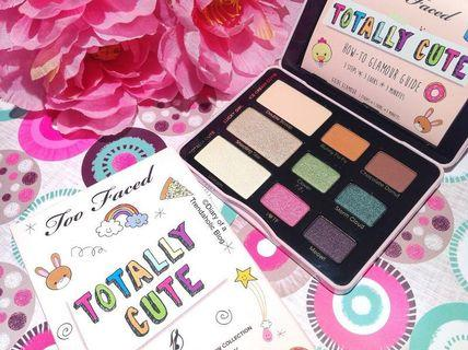 🚚 Too Faced - Totally Cute