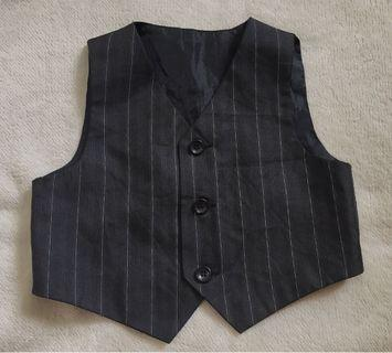 Formal Vest for Baby (12-18mos)