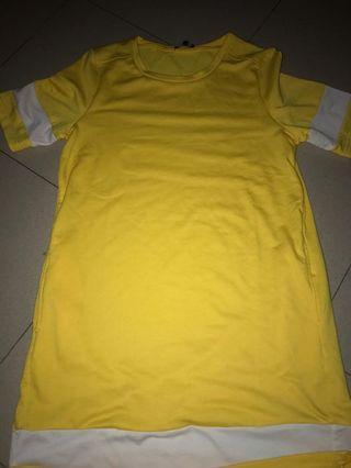Dress kuning / yellow dress