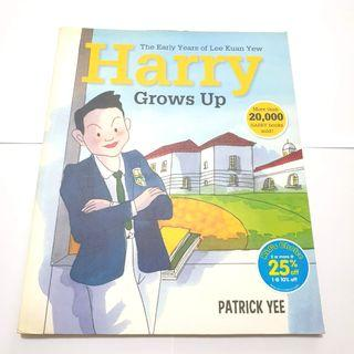 Harry Grows Up