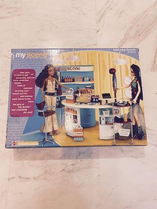 Make up Scene toys board game r