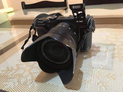 Fujifilm X-M1 Mirrorless Digital Camera kit