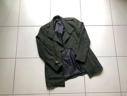 Korean designer military jacket