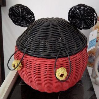 Rotan mickey mouse