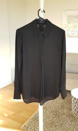 MNG Mango Black White Shirt Size XS $10 each