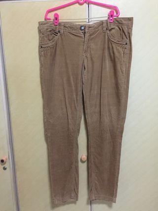 New Look Suede Pants
